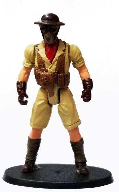Toy Pizza Action Figure of the Month Club Desert Rat - Surveillance Port (2)