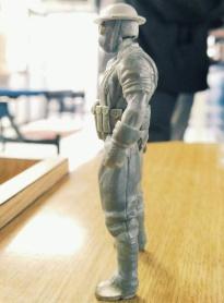 Toy Pizza Action Figure of the Month Club Desert Rat - Surveillance Port (4)