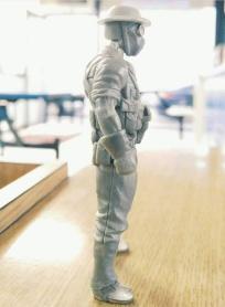 Toy Pizza Action Figure of the Month Club Desert Rat - Surveillance Port (5)