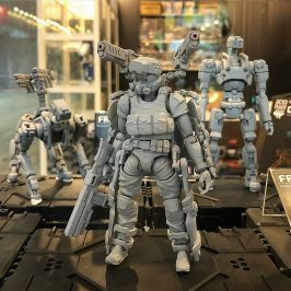 Toys Alliance Acid Rain World - Surveillance Port (01)