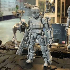 Toys Alliance Acid Rain World - Surveillance Port (2)