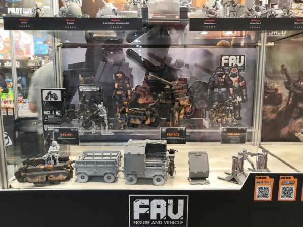 Toys Alliance Acid Rain World Taipei Toy Festival 2018 - Surveillance Port 01