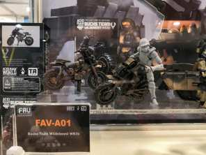 Toys Alliance Acid Rain World Taipei Toy Festival 2018 - Surveillance Port 02