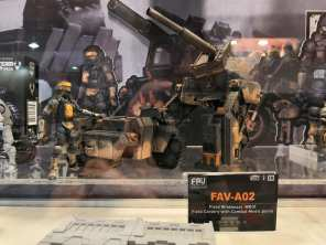 Toys Alliance Acid Rain World Taipei Toy Festival 2018 - Surveillance Port 03