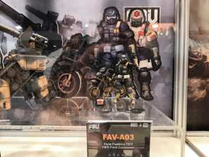 Toys Alliance Acid Rain World Taipei Toy Festival 2018 - Surveillance Port 04