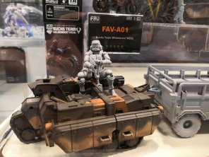 Toys Alliance Acid Rain World Taipei Toy Festival 2018 - Surveillance Port 05