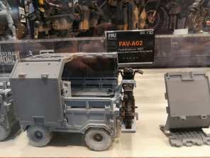 Toys Alliance Acid Rain World Taipei Toy Festival 2018 - Surveillance Port 06