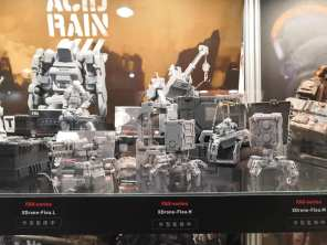 Toys Alliance Acid Rain World Taipei Toy Festival 2018 - Surveillance Port 08