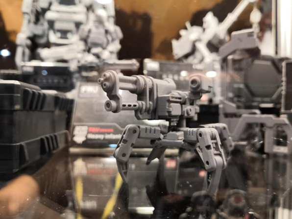 Toys Alliance Acid Rain World Taipei Toy Festival 2018 - Surveillance Port 09