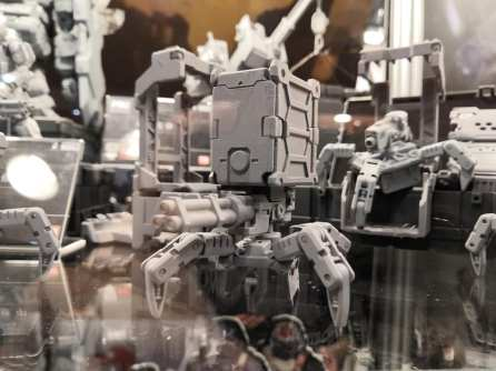 Toys Alliance Acid Rain World Taipei Toy Festival 2018 - Surveillance Port 10
