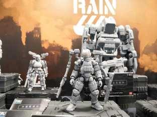 Toys Alliance Acid Rain World Taipei Toy Festival 2018 - Surveillance Port 13