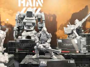 Toys Alliance Acid Rain World Taipei Toy Festival 2018 - Surveillance Port 14