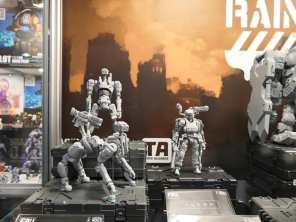 Toys Alliance Acid Rain World Taipei Toy Festival 2018 - Surveillance Port 15