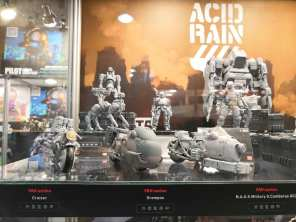 Toys Alliance Acid Rain World Taipei Toy Festival 2018 - Surveillance Port 16