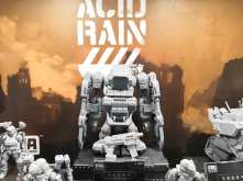 Toys Alliance Acid Rain World Taipei Toy Festival 2018 - Surveillance Port 21