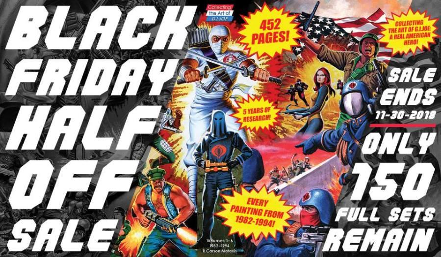 3DJoes Collecting the Art of GI Joe Black Friday Sale Banner - Surveillance Port.jpg