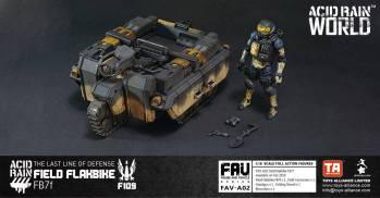 Acid Rain World Toys Alliance Field Flakbike FB7f - Surveillance Port (3)