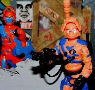Black Major Toys 2018 Alley Night Viper - Surveillance Port (03)