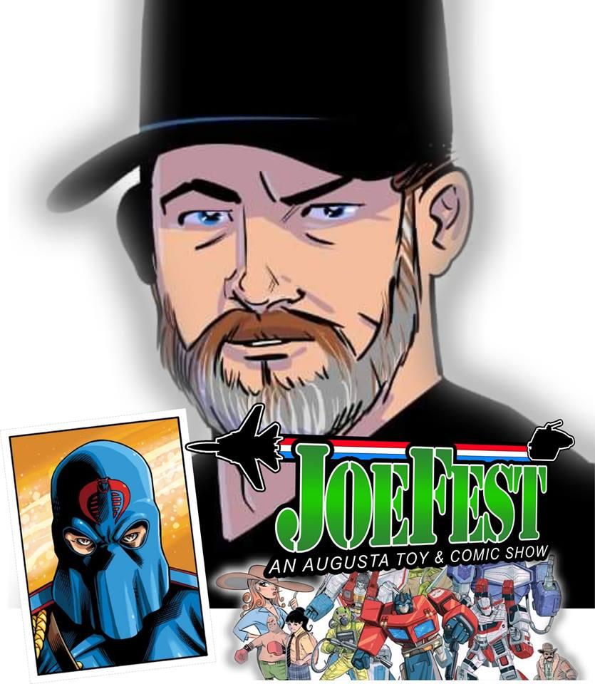 Brian Shearer JoeFest Banner - Surveillance Port