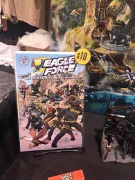 Eagle Force Returns Handbook - Surveillance Port