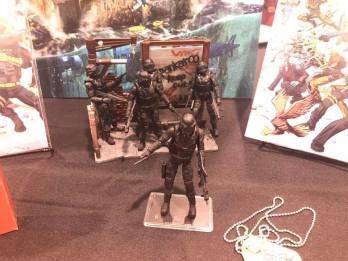 Eagle Force Returns R.I.O.T. Commando - Surveillance Port