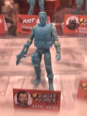 Eagle Force Returns Wave 2 Agent Grimm - Surveillance Port