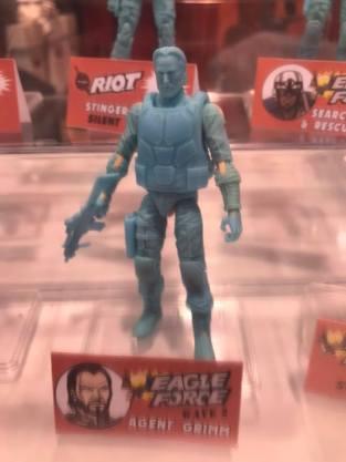Eagle Force Returns Wave 2 Agent Grimm - Surveillance Port
