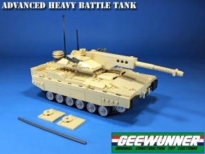 Geewunner Customs Advanced Heavy Battle Tank - Surveillance Port (3)