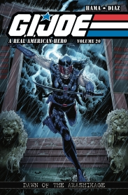 GI Joe ARAH TPB Volume 20 - Surveillance Port