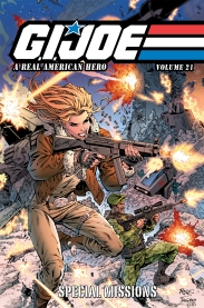 GI Joe ARAH TPB Volume 21 - Surveillance Port