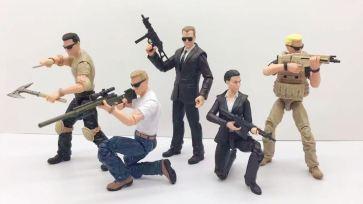Marauder Gun Runners Marauder Task Force Ops - Surveillance Port 01