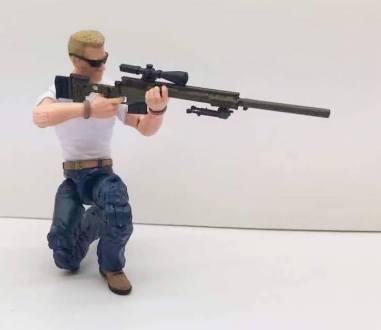 Marauder Gun Runners Marauder Task Force Ops - Surveillance Port 06