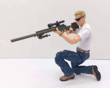 Marauder Gun Runners Marauder Task Force Ops - Surveillance Port 07