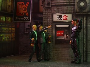 Printable DIY CX Dioramas - Surveillance Port 15