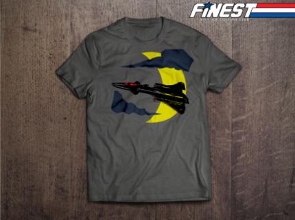 The Finest K9 Warriors Indiegogo Tee Shirt - Surveillance Port 01