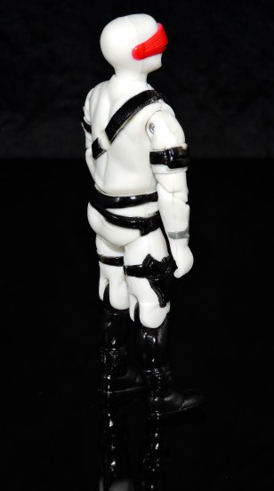 2019 Black Major Toys White Cobra Mortal - Surveillance Port (11)