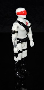 2019 Black Major Toys White Cobra Mortal - Surveillance Port (13)