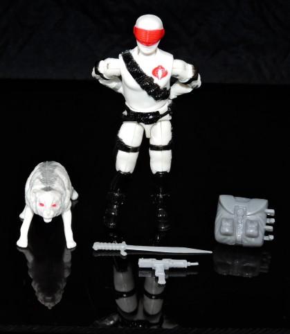 2019 Black Major Toys White Cobra Mortal - Surveillance Port (2)