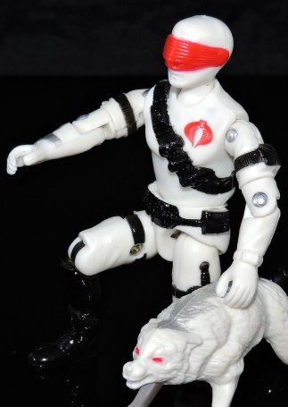 2019 Black Major Toys White Cobra Mortal - Surveillance Port (26)