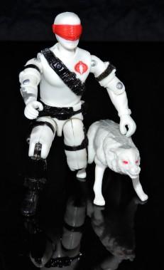 2019 Black Major Toys White Cobra Mortal - Surveillance Port (27)