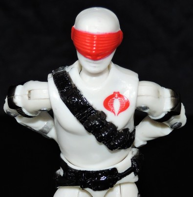 2019 Black Major Toys White Cobra Mortal - Surveillance Port (3)