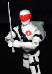 2019 Black Major Toys White Cobra Mortal - Surveillance Port (30)