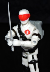 2019 Black Major Toys White Cobra Mortal - Surveillance Port (30)