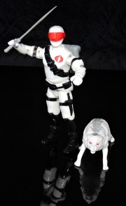 2019 Black Major Toys White Cobra Mortal - Surveillance Port (31)