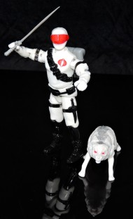 2019 Black Major Toys White Cobra Mortal - Surveillance Port (31)