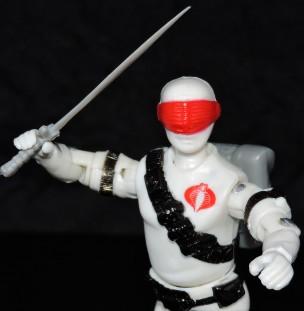 2019 Black Major Toys White Cobra Mortal - Surveillance Port (32)