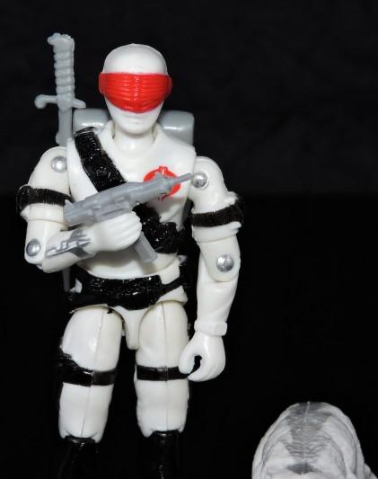 2019 Black Major Toys White Cobra Mortal - Surveillance Port (33)