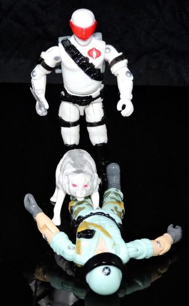 2019 Black Major Toys White Cobra Mortal - Surveillance Port (35)
