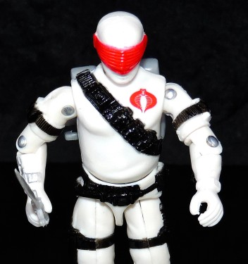 2019 Black Major Toys White Cobra Mortal - Surveillance Port (39)