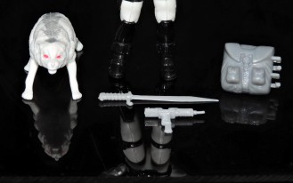 2019 Black Major Toys White Cobra Mortal - Surveillance Port (4)